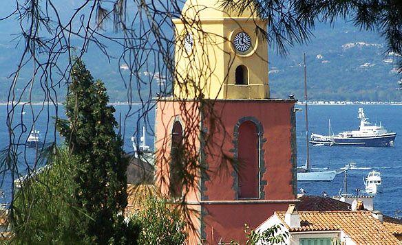 Saint-Tropez Cruise - Compagnie Maritime Napouloise