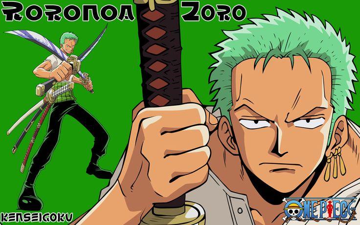 Zoro from One Piece