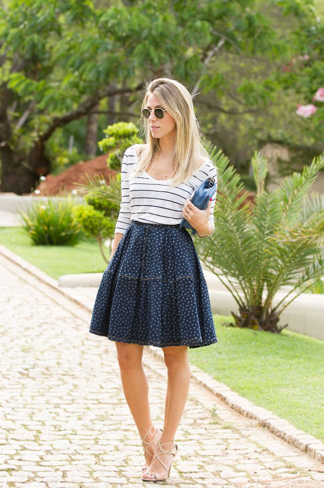 Glam4You por Nati Vozza | Meu look: Midi