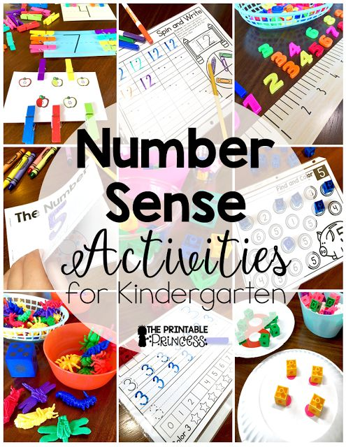 Number sense requires so much practice and repetition —it's a good idea to have lots of activities to keep things fresh and exciting.