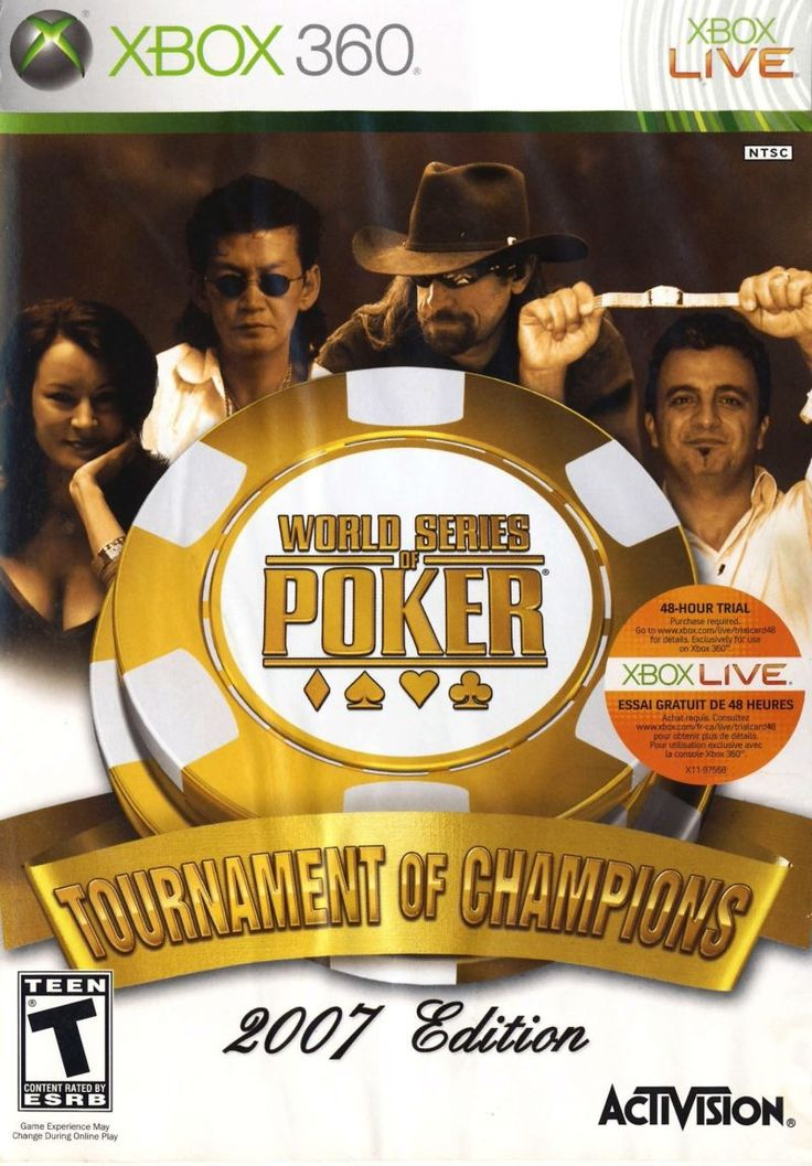 Today in gaming history  Face more pros than ever: Put your poker skills to the ultimate test against more than 20 of the world's top poker players, the most poker pros every collected in a video game. Raise and bluff against Scotty Nguyen, Scott Fischman, Clonie Gowen, T.J. Cloutier, Antonio Esfandiari and many others. Expect stellar creative commentary every step of the way from the announcing team of Norman Chad and Lon McEachern. Show your face: Put yourself in the game with the…