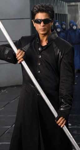 Shahrukh Khan - Billu Barber (2009)