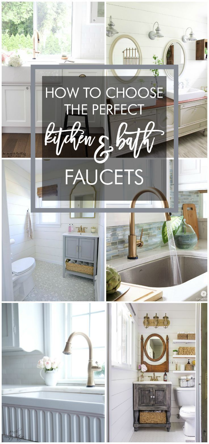 1087 best kitchens images on pinterest kitchen ideas home and how to choose the perfect kitchen and bath faucets