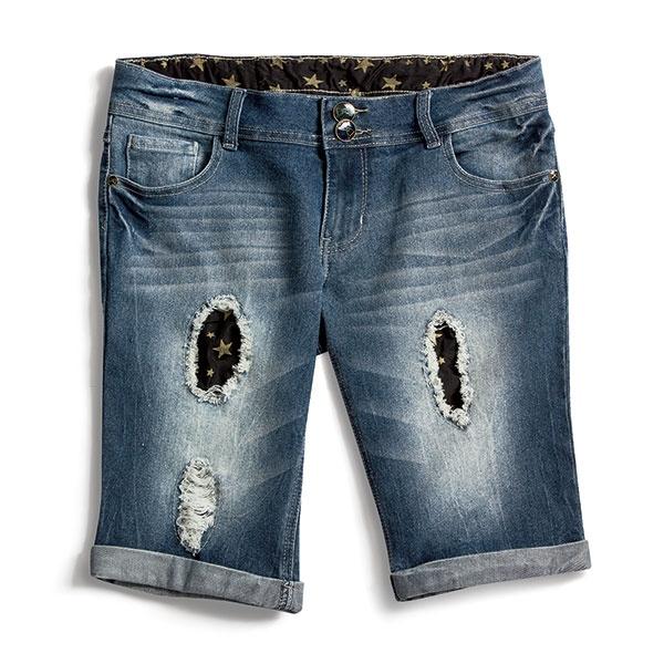 Boyfriend shorts R149.99. Boyfriend shorts are really comfy - would you wear it? #Shorts #Denims