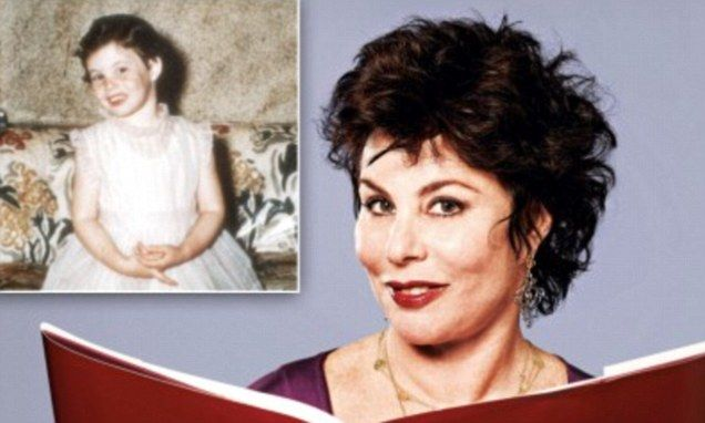 Ruby Wax: 'My parents told me I was a loser'