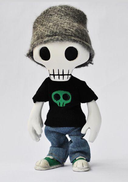 Mr Death Inside-resin doll_#4   Flickr: Intercambio de fotos