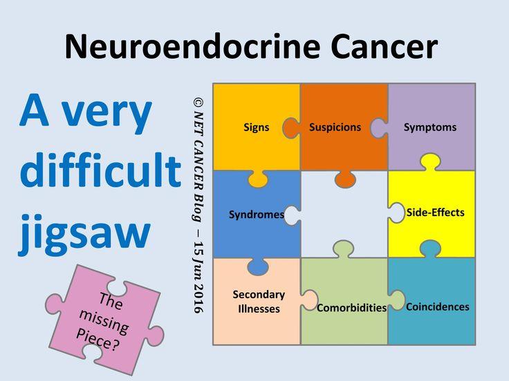 Neuroendocrine Cancer - a difficult jigsaw