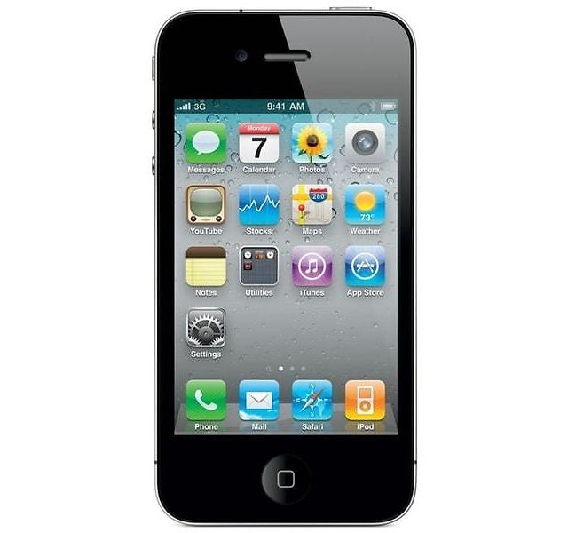 Apple iPhone 4S 16GB T-Mobile Smartphone $49.99 (tanga.com)