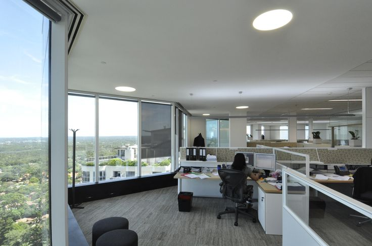Leighton Business Services Office Fitout 2012