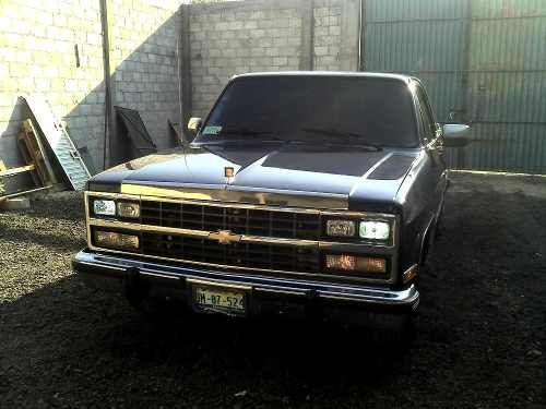 Chevrolet Cheyenne 91 Cromada