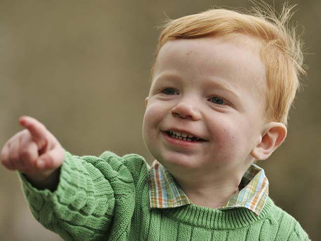 Irish Baby Name Liam Top Choice Among American Families