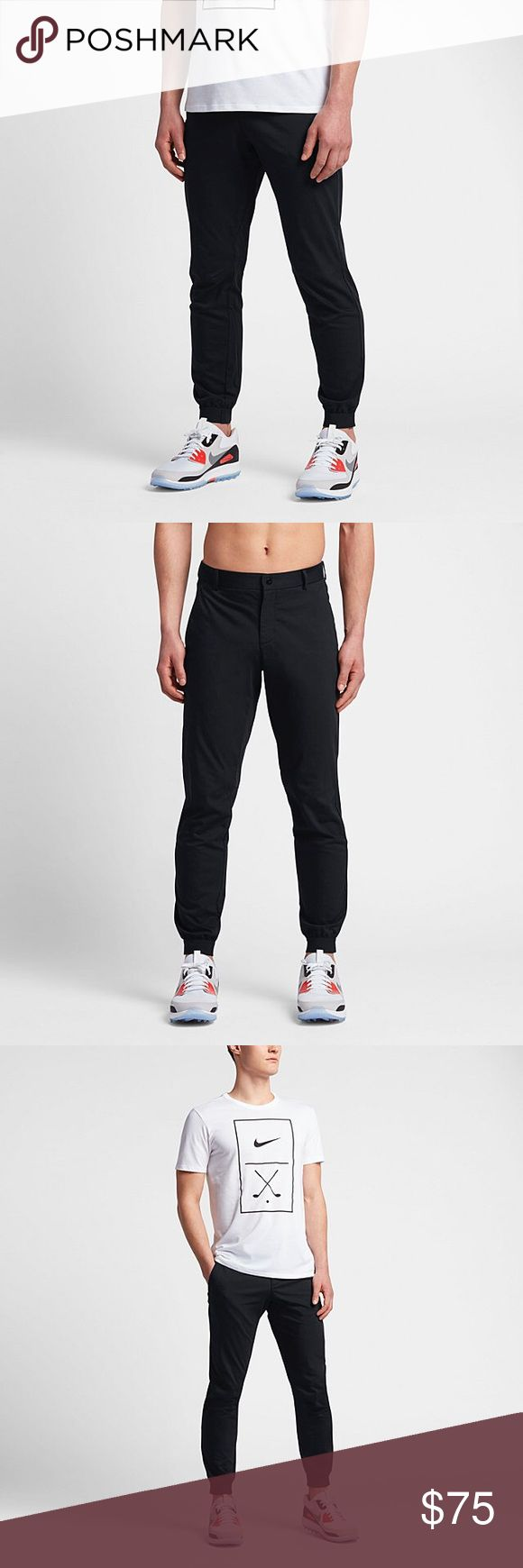 Men's Nike Flex Golf Joggers NWT 848069 Black % authentic, directly from Nike.  ✅ Brand New with tags.   ✅ Will Ship Out Next Day (Mon-Fri) ✅ Open to reasonable Offers ✅Send any other ❓my way! No Trades unfortunately                          Thanks for looking! ✌. Nike Pants Sweatpants & Joggers