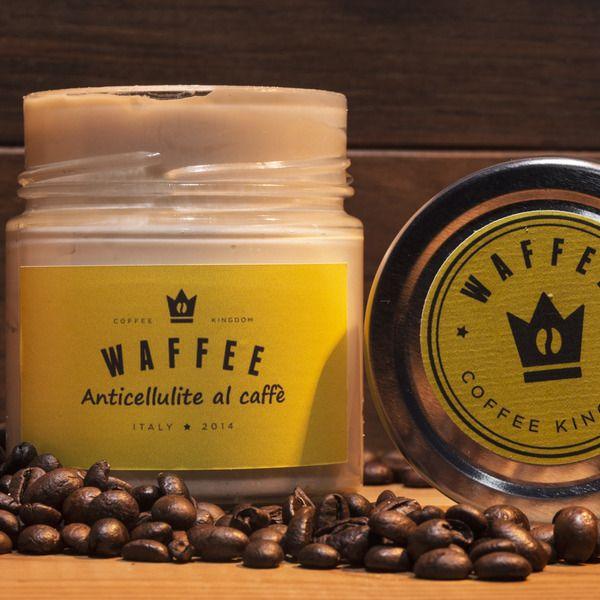 Crema Anticellulite al caffè dall' aroma inconfondibile...