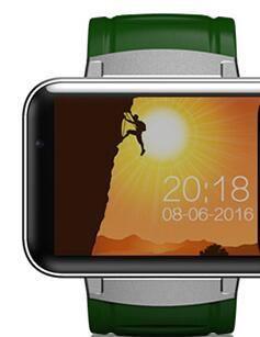 Warden DM98 Men Smart Watch Android 4.4 Smartwatch Phone Bluetooth 4.0 MTK6572 Wristwatch