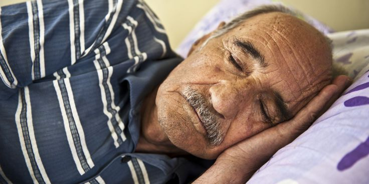 It's long been known that the older you get, the less you sleep. There are many proposed reasons for why this happens, and they include new medications, psychological distress, retirement or simply the theory that the elderly need less sleep.   But...