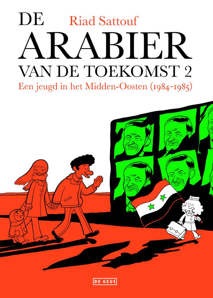 De Arabier van de toekomst 2