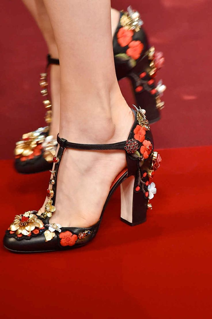 The 50 Best Shoes From the Spring 2015 Runways - Fashionista