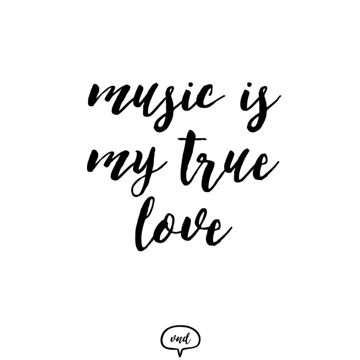 Music is my true love  Visit us on: http://vndesign.hu/