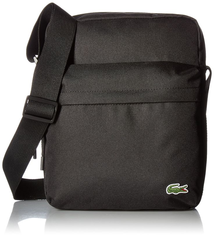 Lacoste Men's Crossover Bag, Black