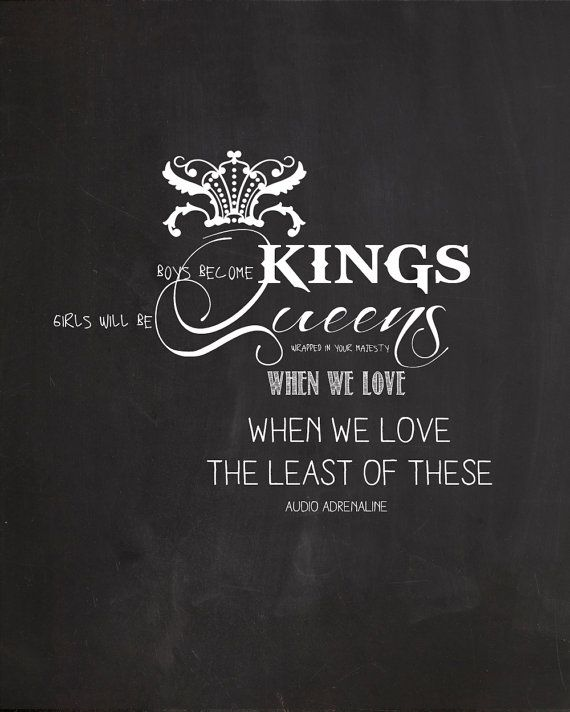 Quotes About Kings And Queens. QuotesGram