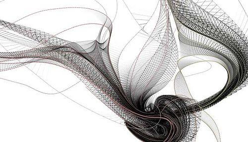 Anthony Mattox: Spinal Network, Drawing Machine.
