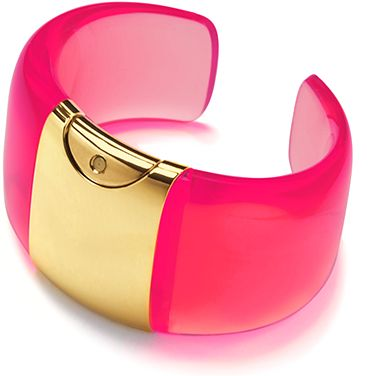 Armida Touch bracelet - fragrance dispenser Raspberry-ice GOLD!    @armidatouch  http://www.armidatouch.com/create-bracelet