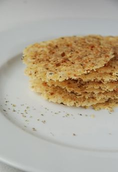 Parmesan-Taler (zur Suppe)