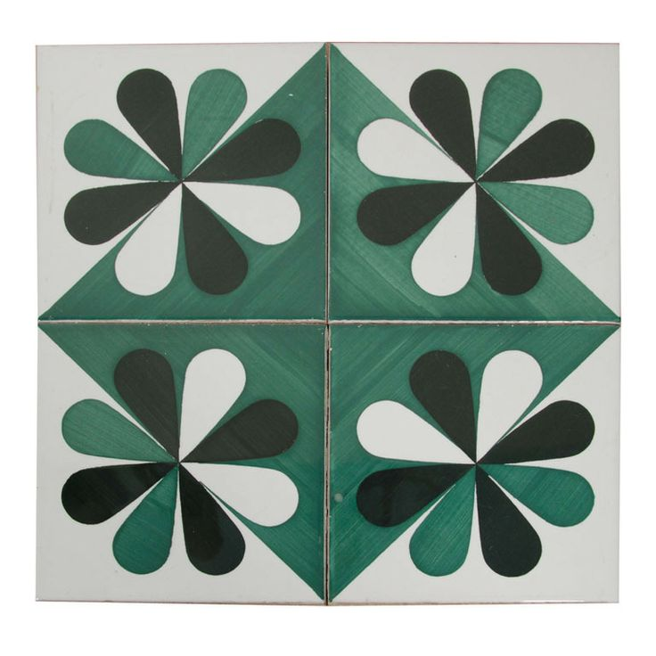 Ceramic Tiles by Gio Ponti   From a unique collection of antique and modern ceramics at www.donzella.com