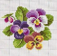 Another pillow possibility.  cross stitch chart
