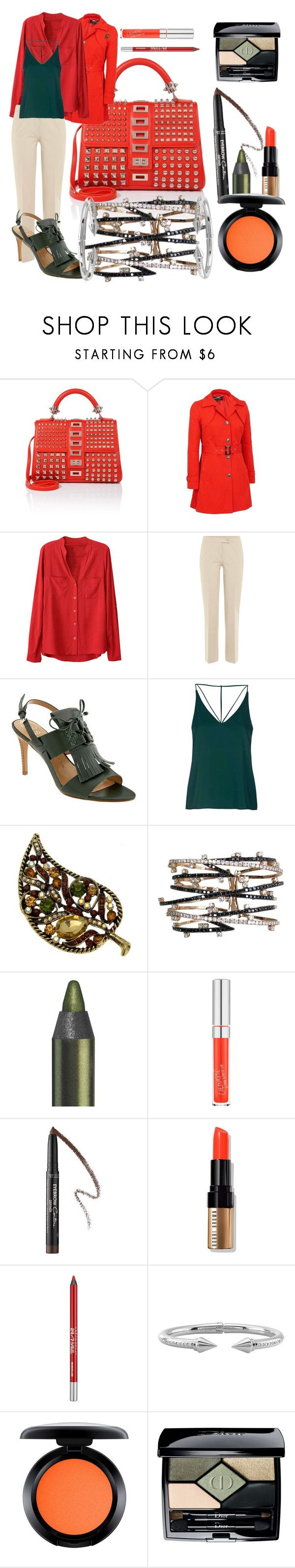 """Bright Response"" by bren-johnson ❤ liked on Polyvore featuring Etro, Banana Republic, Topshop, Givenchy, Bobbi Brown Cosmetics, Urban Decay, Vita Fede, MAC Cosmetics, Christian Dior and plus size clothing"