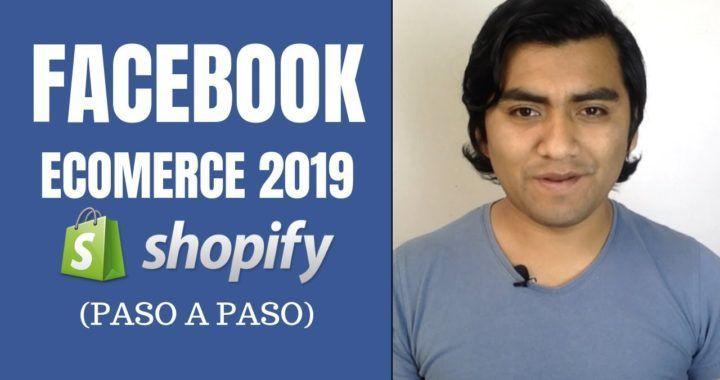 Curso Gratis Como Hacer Facebook Ads Ecommerce Shopify Dropshipping Españ Dropshipping Product Dropshipping Products Drop Shipping Business Online Work
