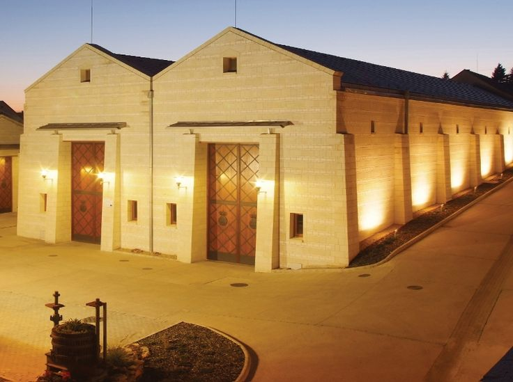The smart new winery buildings opened in 2010 in Mád, the historic heart of Tokaj.