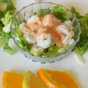 Scopri come #cucinare un ottimo cocktail di #scampi. Leggi la #ricetta: http://www.frescopesce.it/cocktail-di-scampi/