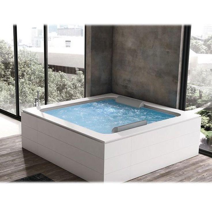 Oltre 25 fantastiche idee su Vasche idromassaggio per interni su ...