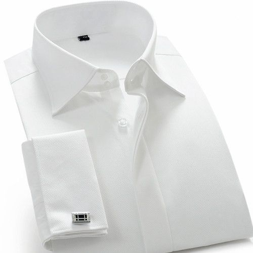 Best 20 french cuff dress shirts ideas on pinterest for Mens dress shirts with different colored cuffs and collars