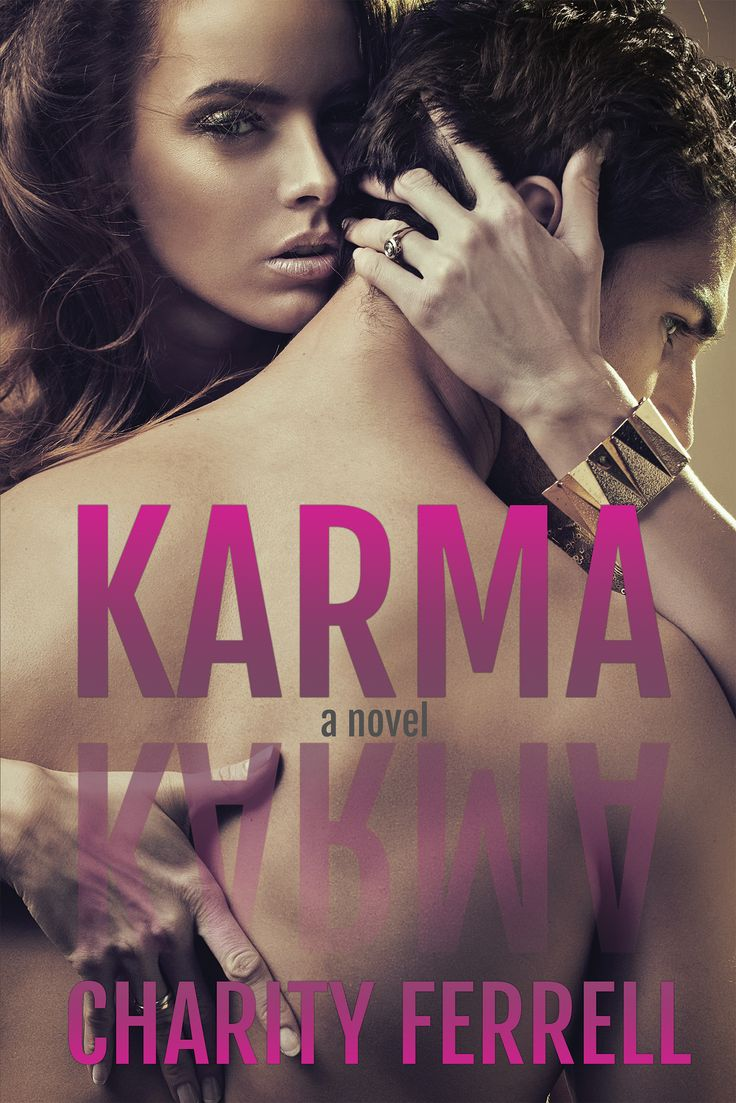 Karma by Charity Ferrell, ebook cover