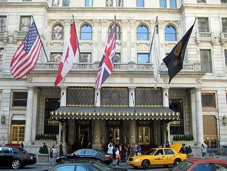 will be staying at the plaza hotel new york  for couple of days, of my exhibition