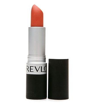 Revlon Matte Lipstick in Smoked Peach | LUUUX