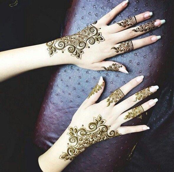 Arabic Mehndi Designs | Designs world