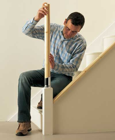 Best Newel Post Newel Posts Bannister Stairs 400 x 300