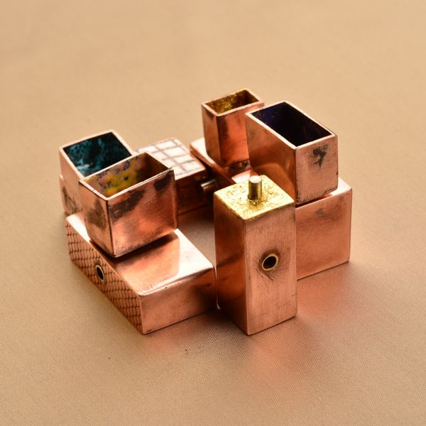 Modular Concept Jewelry by Gert Hattingh, via Behance