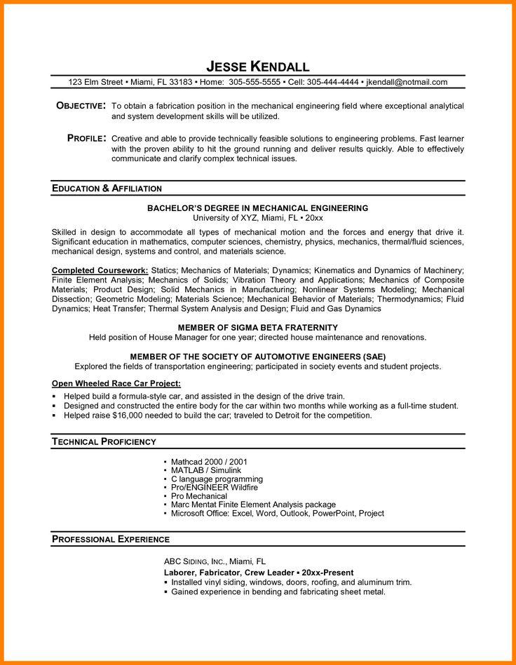 10 Cv Resume Sample Student Student Resume Template Sample Resume Templates Resume Objective Examples