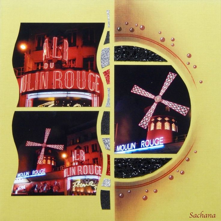 Moulin Rouge-Infini