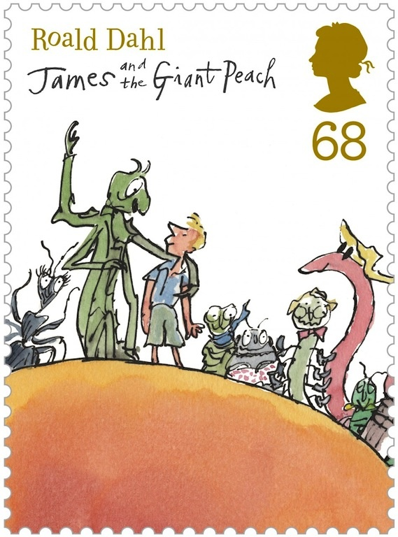 """the wish roald dahl """"didn't you ever wish for the main characters to look like you""""  in this instance,  roald dahl was a creative genius whose novels laced my."""