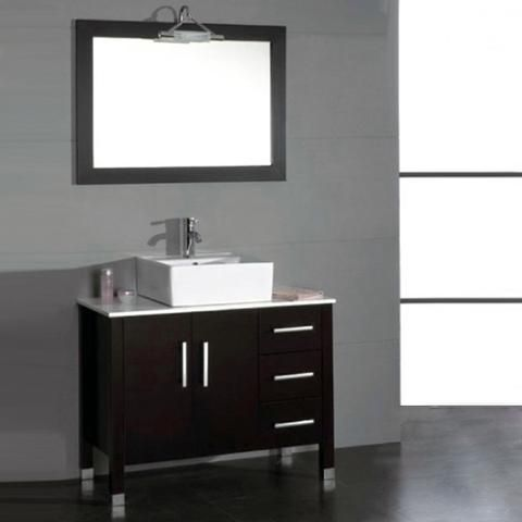 Photo Of Cambridge inch Bathroom Vanity Set with Faucet