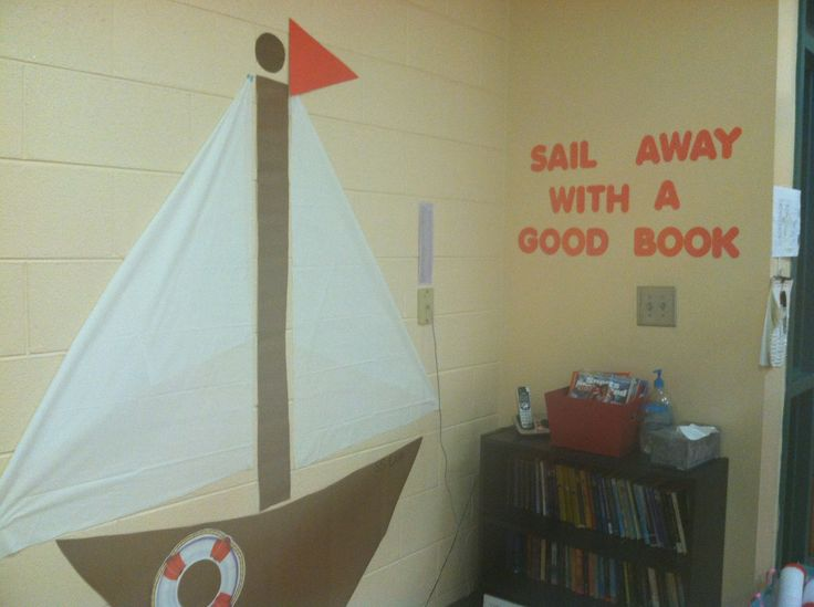 My nautical classroom