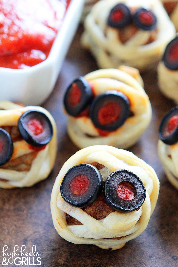 Best 25+ Halloween finger foods ideas on Pinterest | Fall finger ...