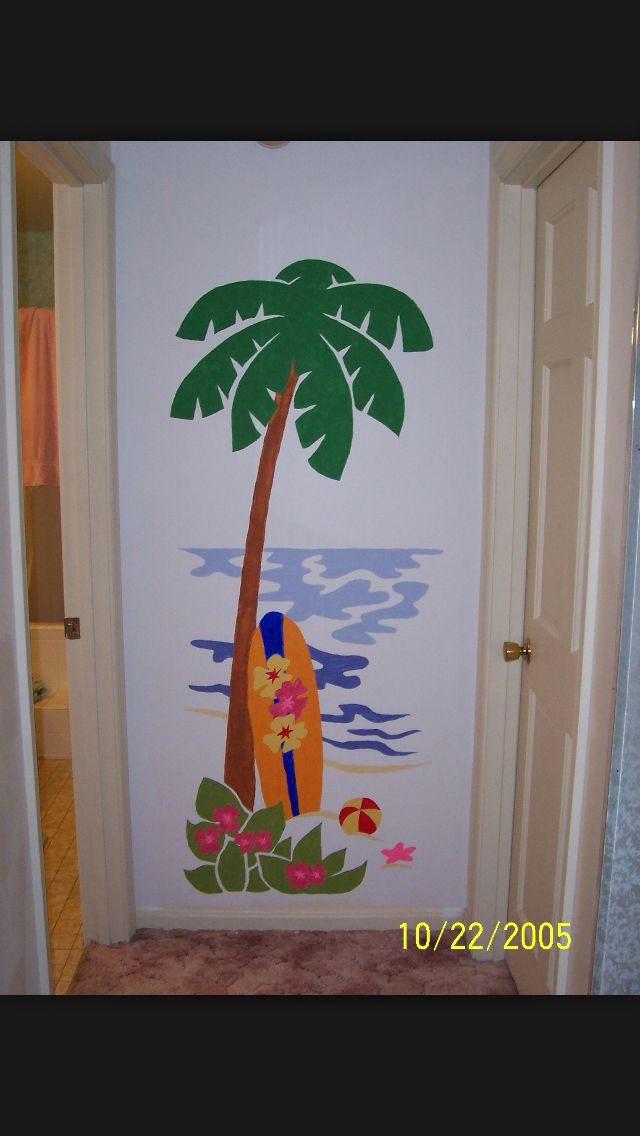 25 Best Palm Tree Paintings Images By Jessica Patrick On