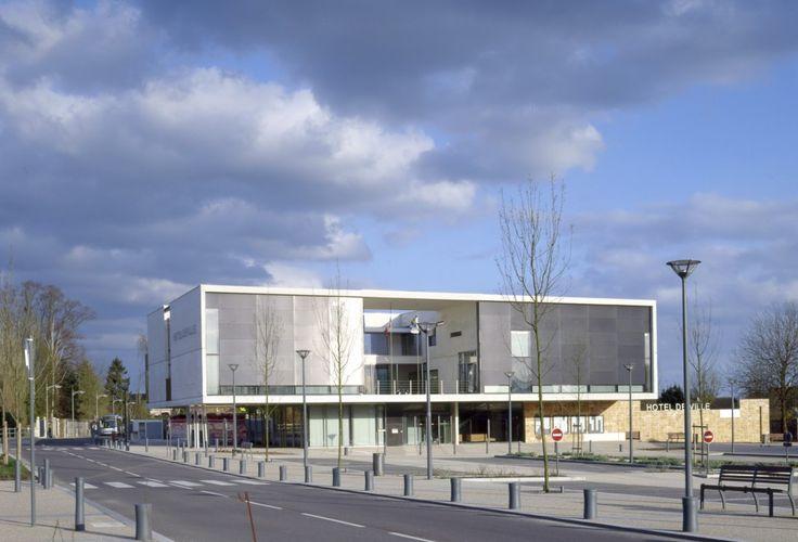 Mairie de Franqueville Saint Pierre 75 - Rouen