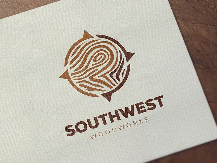 South East Wood Works Logo Design by DesignerEshad